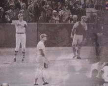 Boston Red Sox 3-d Hologram Photo Meisner Art Mlbp Baseball 1976 World Series