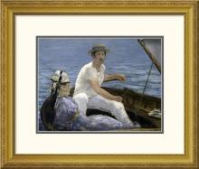 Edouard Manet - Boating
