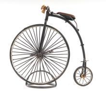 1870 The High Wheeler -Penny Farthing