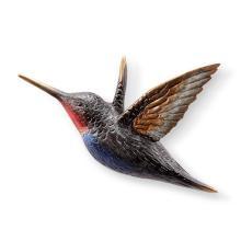 Hummingbird in Flight Wall Hanging