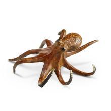 Lurking Octopus