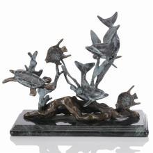 Art Small Dolphin Seaworld