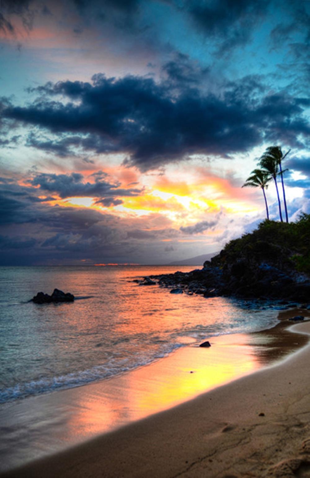 Kelly Wade - Kapalua Maui Sunset Hawaiian Islands