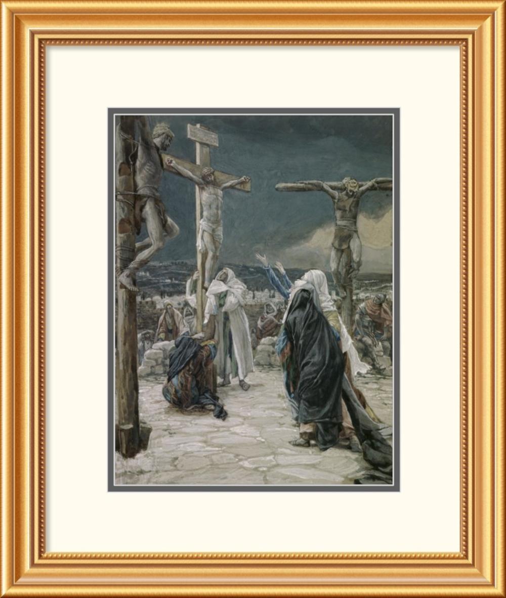 James Tissot - Death of Jesus