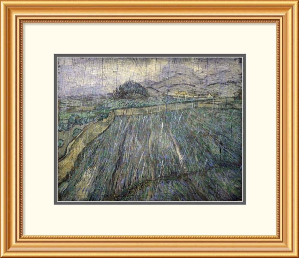 Vincent Van Gogh - The Storm
