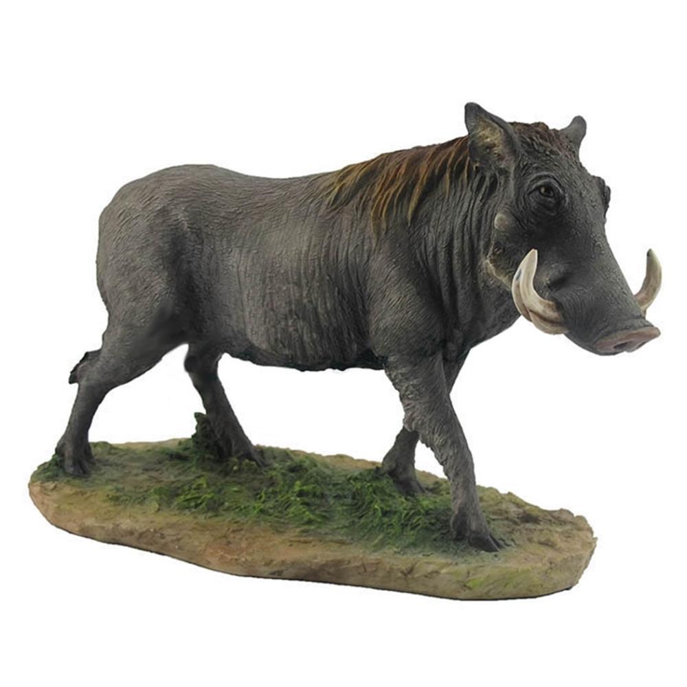 Warthog Standing