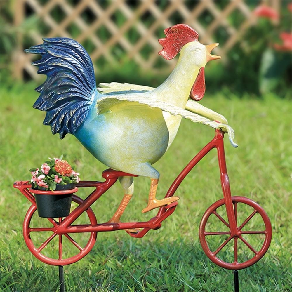 Speedy Chicken Garden Planter