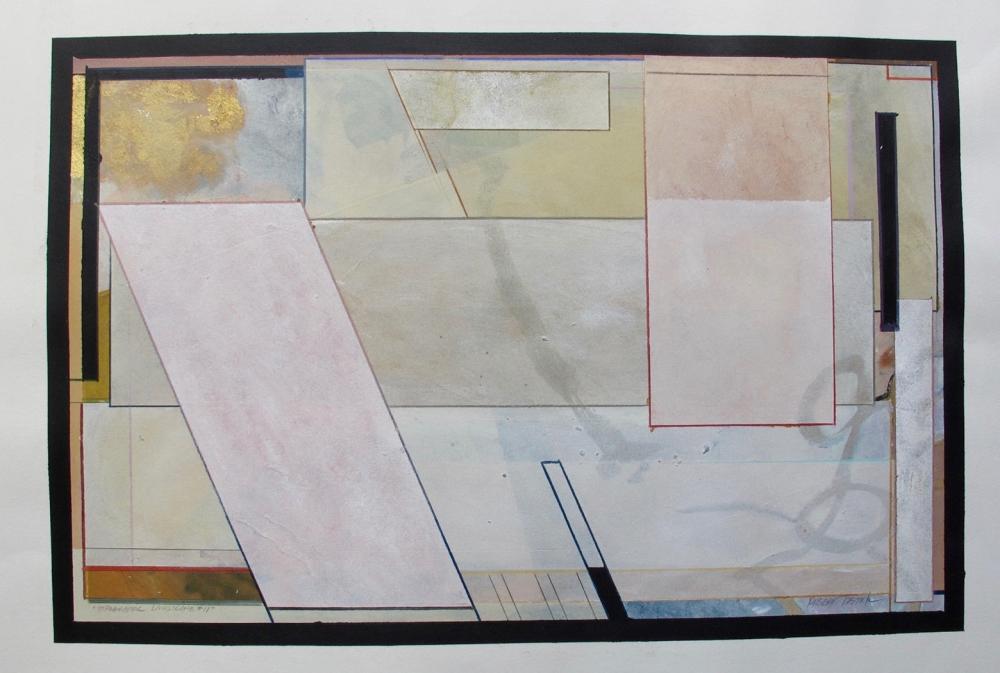 Robert Kostuck Topographic Landscape #11