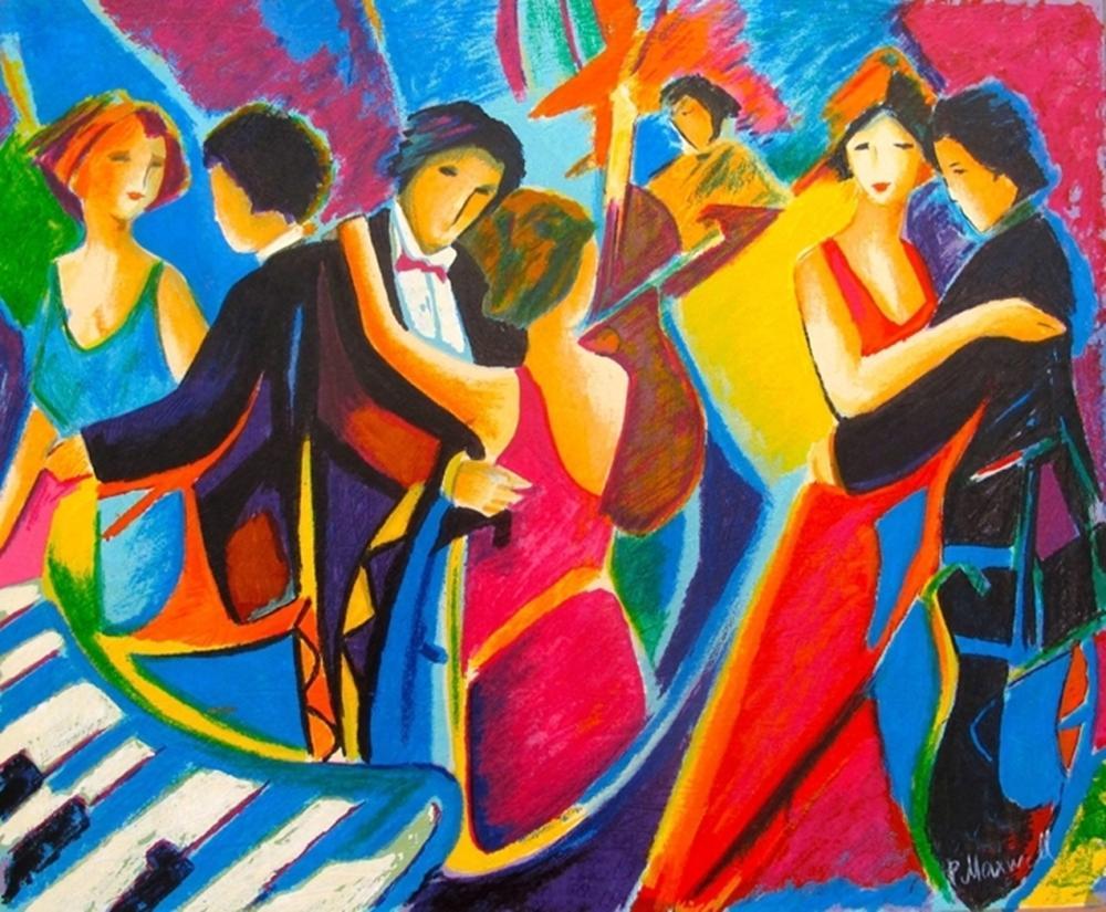Philip Maxwell Tango Club