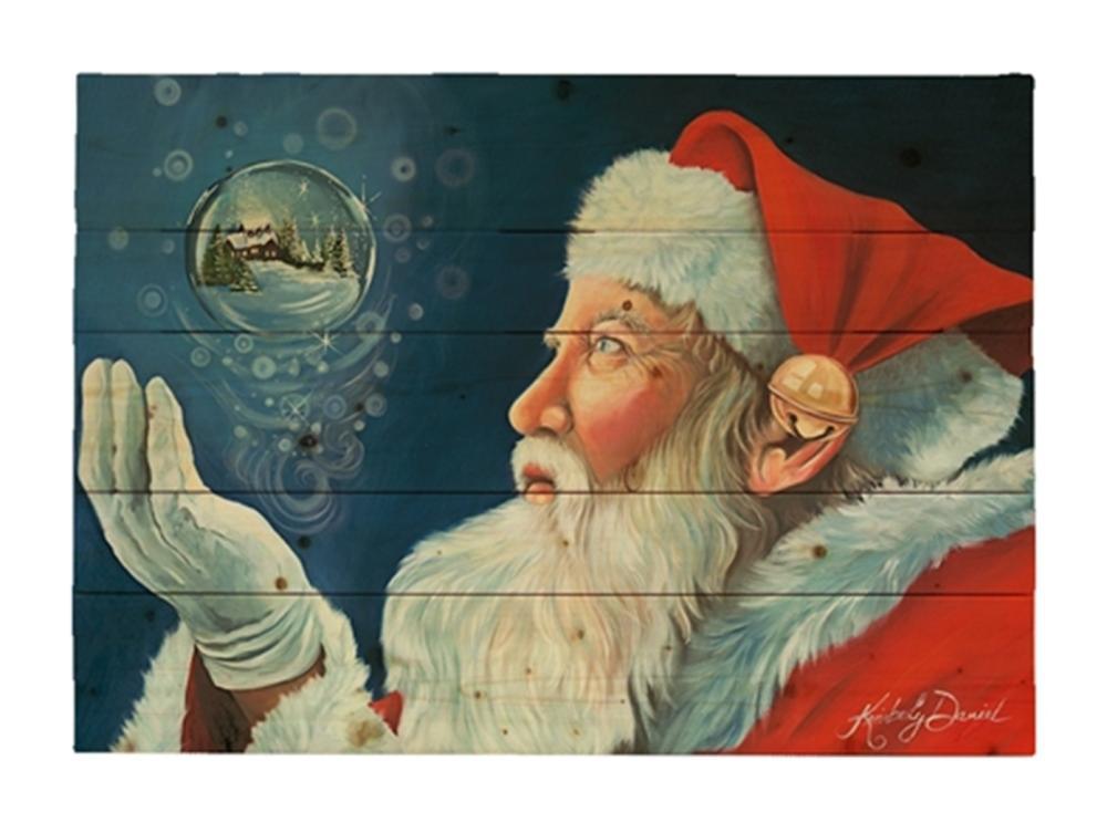 """Kimberly Daniels - Christmas Magic  """"Santa Claus"""""""