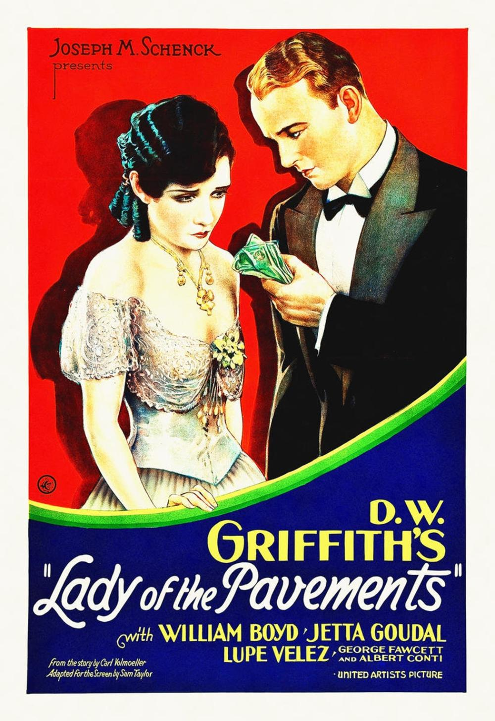 HOLLYWOOD PHOTO ARCHIVE LADY OF THE PAVEMENTS