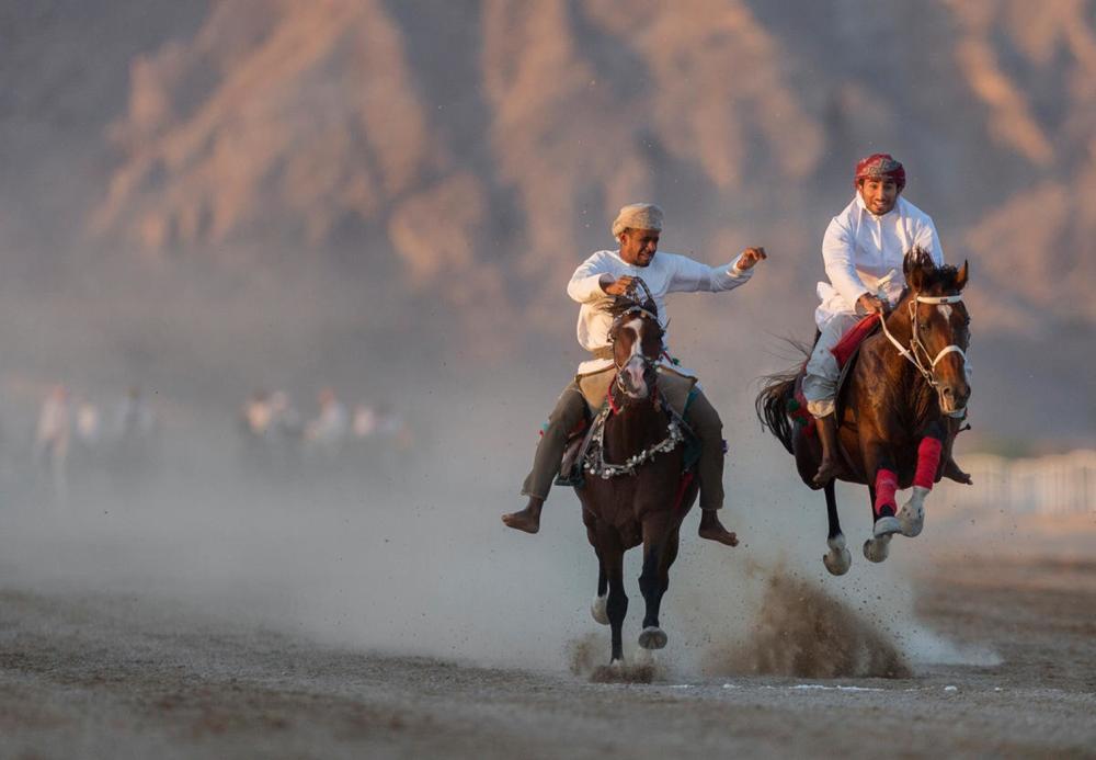 HAITHAM AL FARSI FLYING