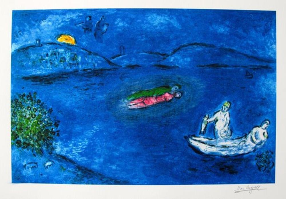 Marc Chagall Echo