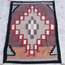 Navajo Indian Wool Rug Regional Style 18