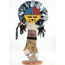 Sunface Kachina Doll Golf Trophy Collection