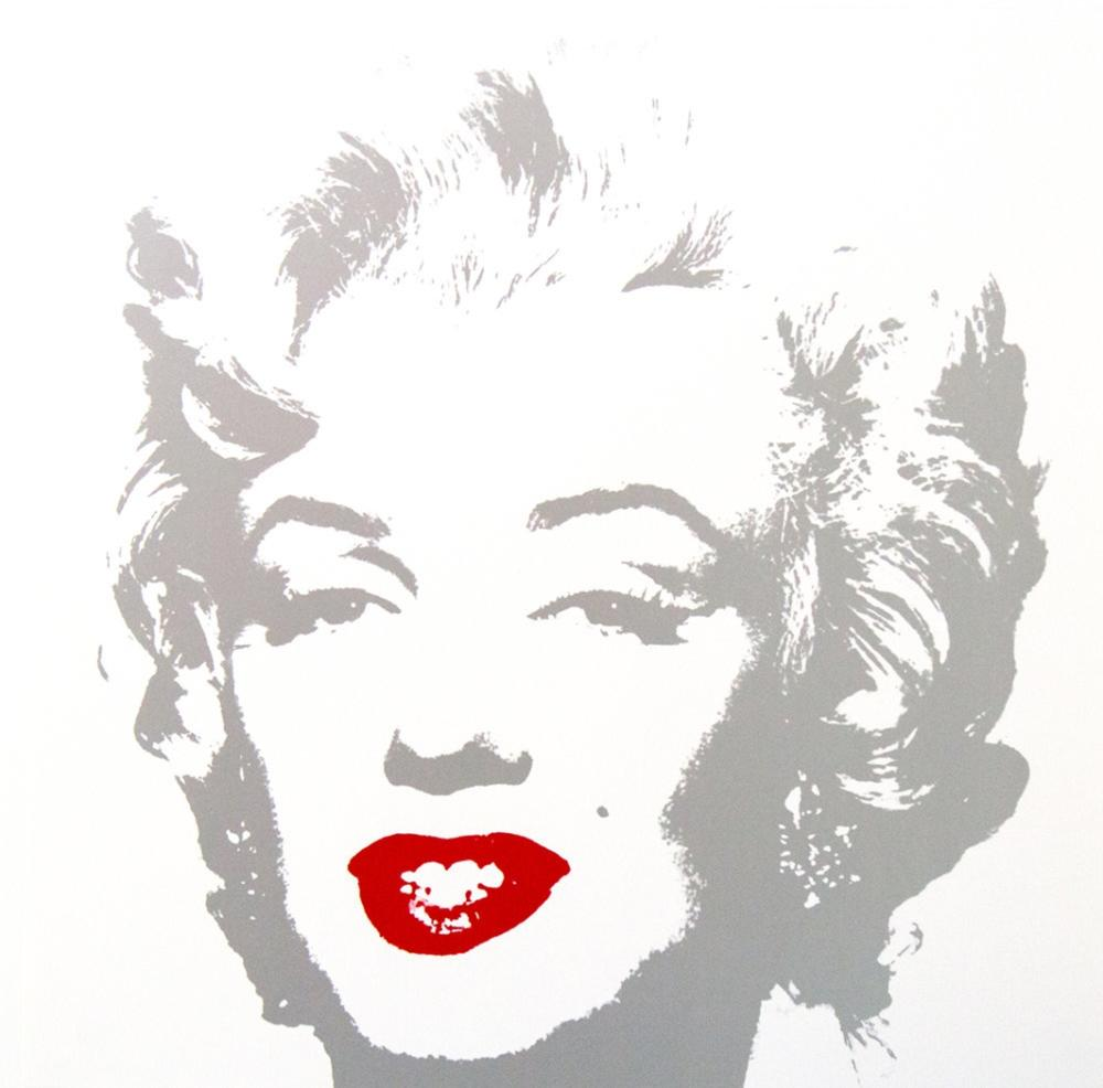 ANDY WARHOL  GOLDEN MARILYN