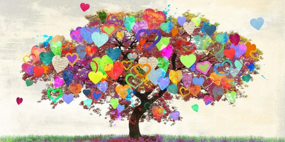 MALIA RODRIGUES TREE OF LOVE