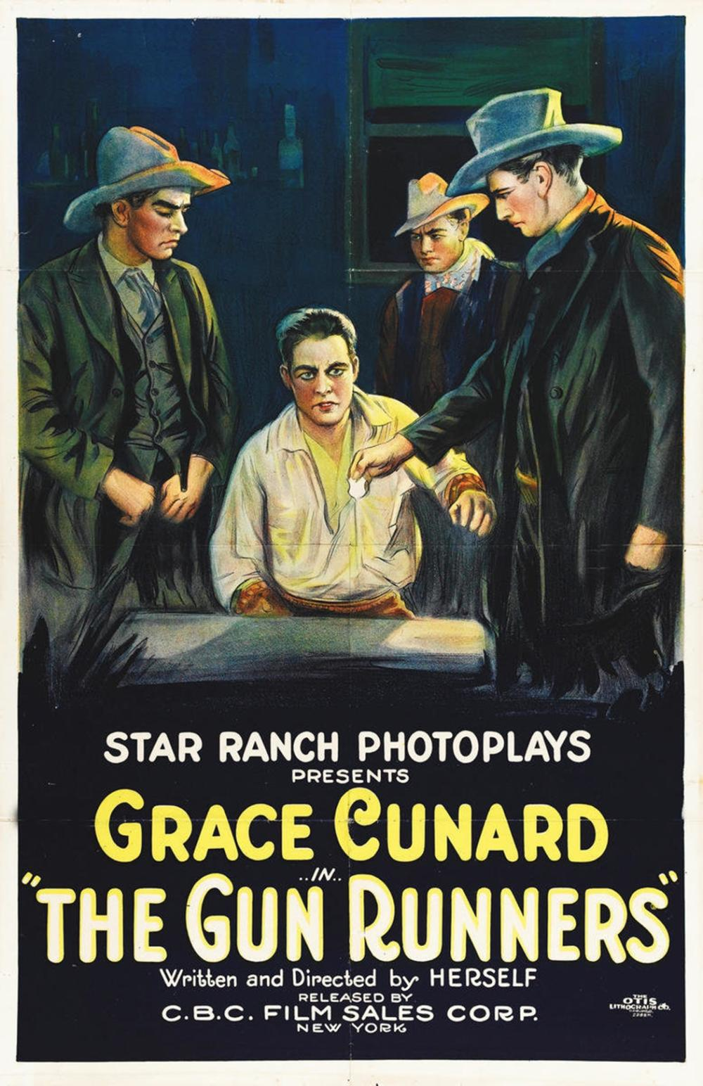 HOLLYWOOD PHOTO ARCHIVE GUN RUNNERS