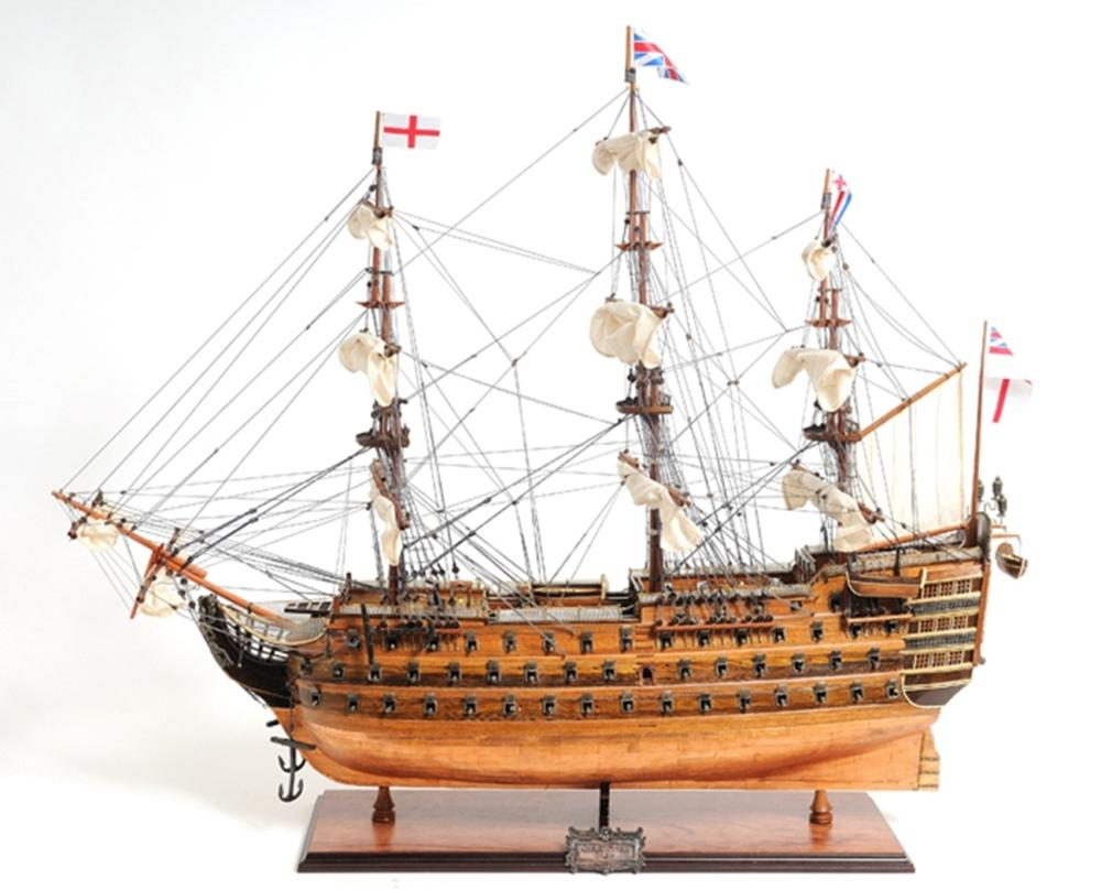 HMS VICTORY COPPER BOTTOM