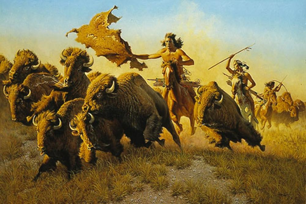 Frank C. Mccarthy…Splitting The Herd