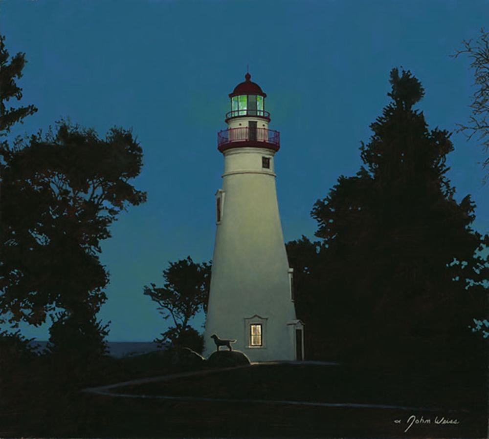 John Weiss…The Lighthouse Keeper