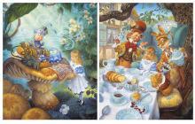 Scott Gustafson   The Alice In Wonderland Suite