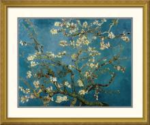 Vincent Van Gogh - Blossoming Almond Tree