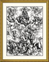 Albrecht Durer - The Whore of Babylon