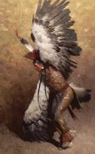 Z.S. Liang   Eagle Dancer Potawatomi