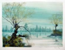 Bernard Charoy  The Lake