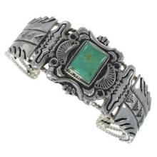 Sterling Silver Jewelry Turquoise Cuff Bracelet