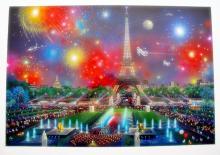 Alexander Chen  Eiffel Tower
