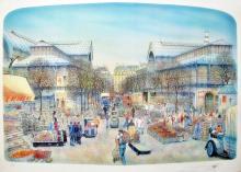 Rolf Rafflewski  Paris Market