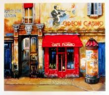 Alexander Borewko  Cafe Fiorino