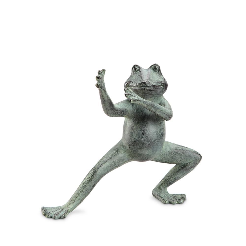 Flexing Tai Chi Frog
