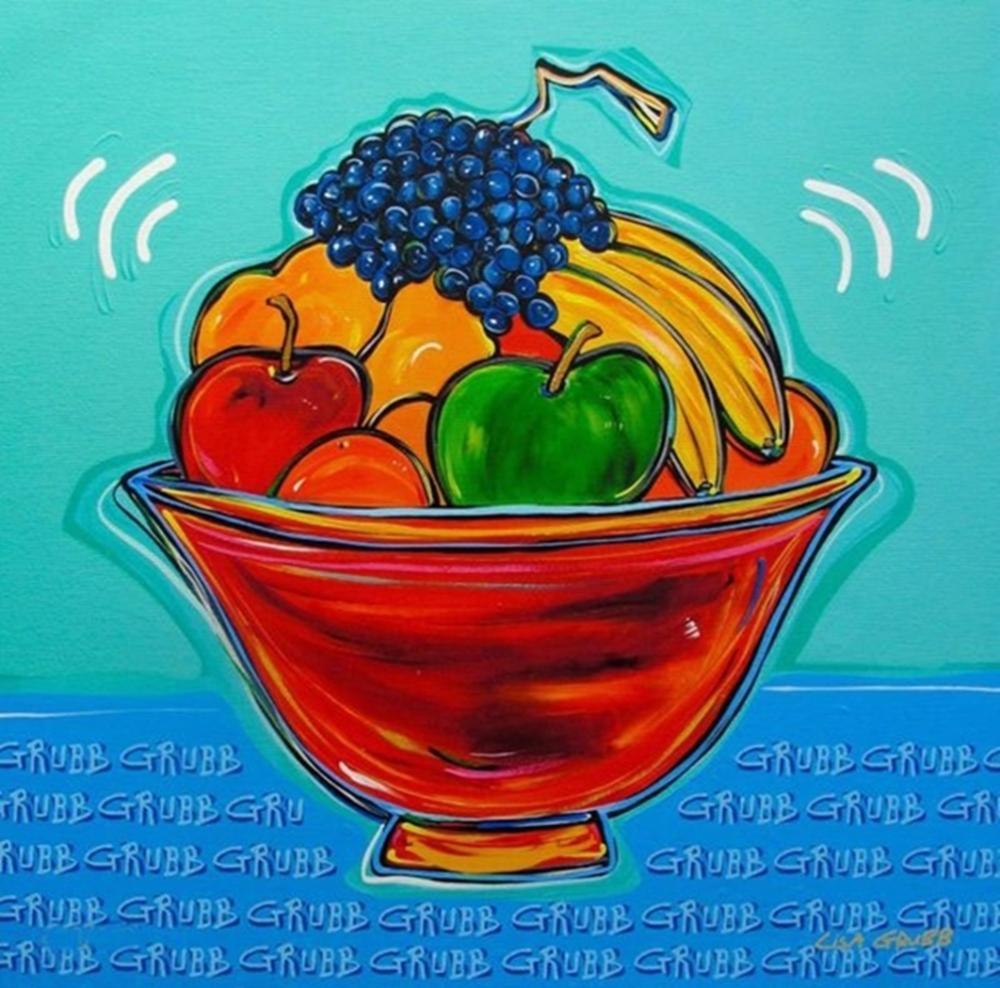 Lisa Grubb Fruit Bowl