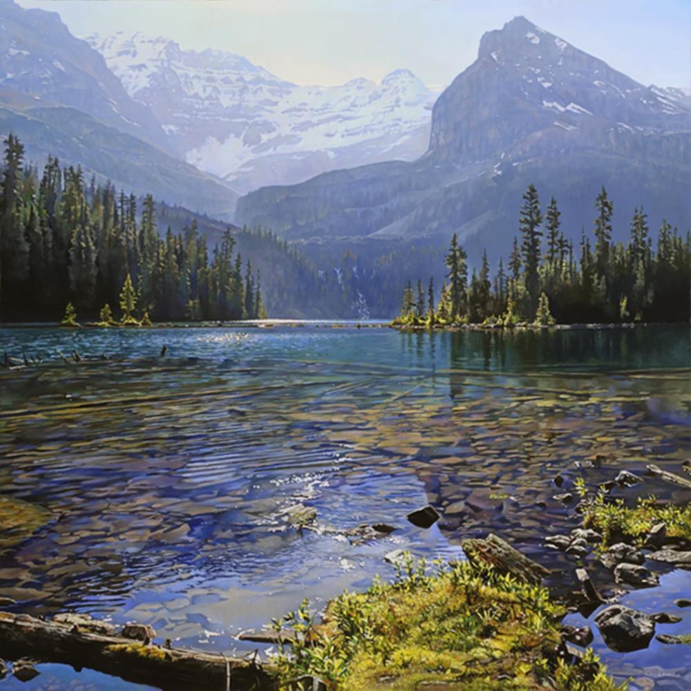 Richard Mravik…Summer Lagoon