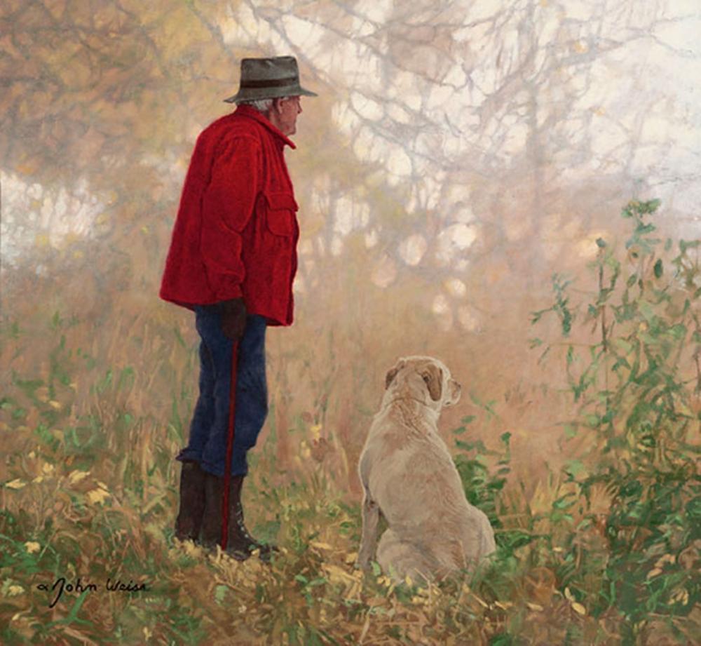 John Weiss…Autumn Friends