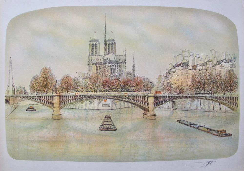 Rolf Rafflewski Notre Dame Paris