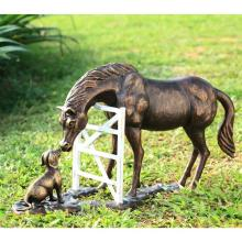 Art Barnyard Pals Sculpture