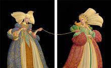 James C. Christensen - The Tie That Binds