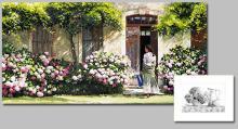Heide Presse - Le Matin Dans Le Jardin (remarque)