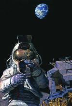 Alan Bean - Moon Rovers