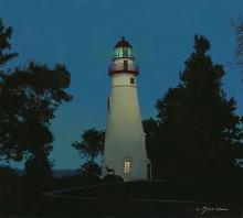 John Weiss - The Lighthouse Keeper