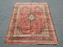 Traditional Wool Rug Tabriz Persian Collectible 7 x 10 Feet
