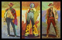 Michael Blessing - Neon Gunslingers