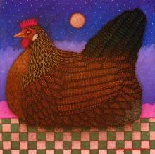 John Simpkins - Americana Hen