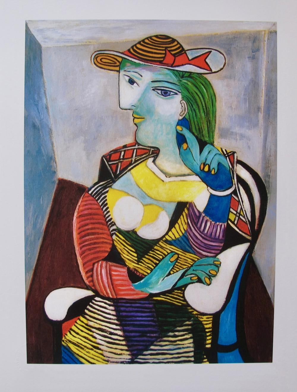 Pablo  Picasso Marie Therese Walter