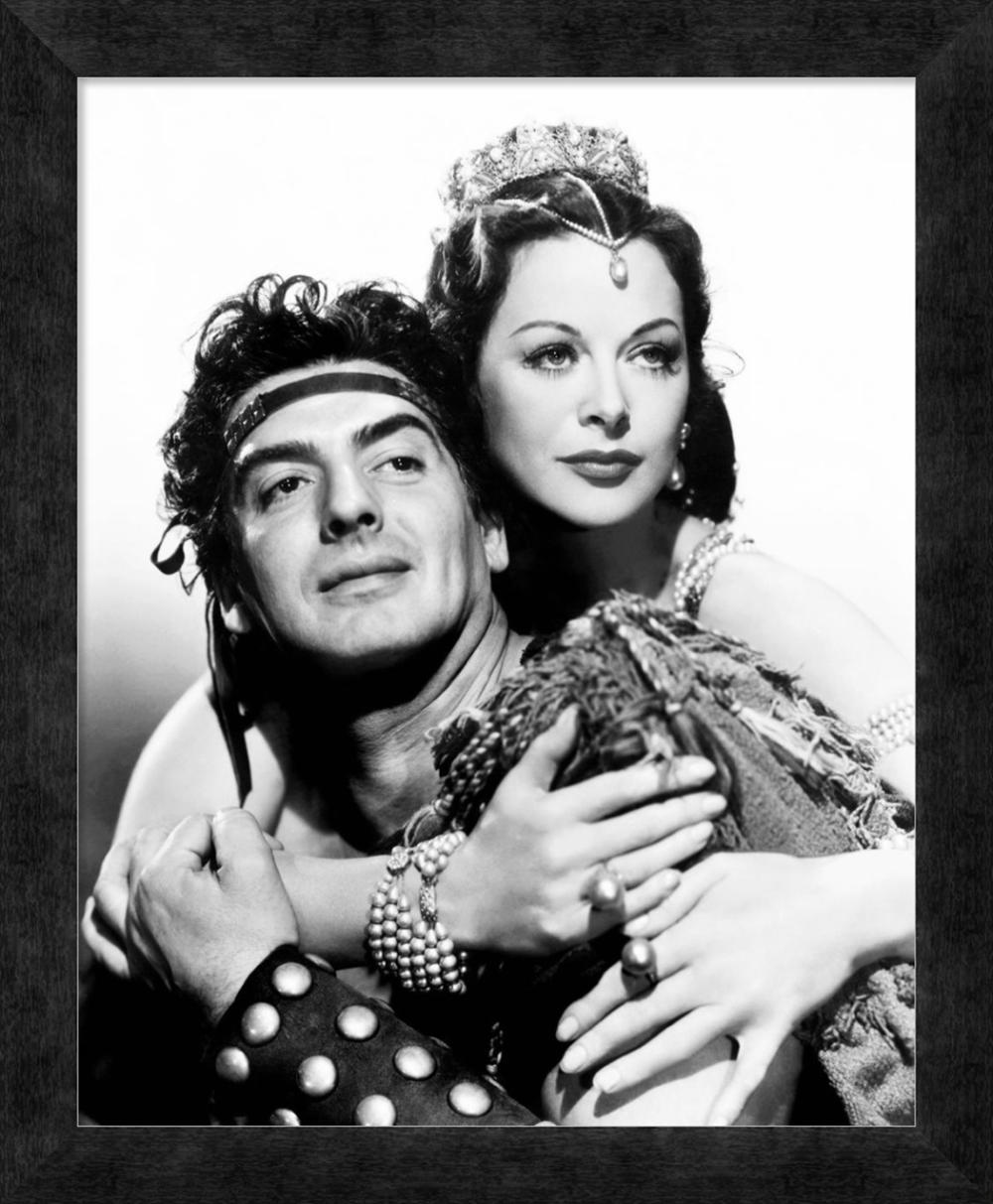 VICTOR MATURE - SAMSON AND DELILAH