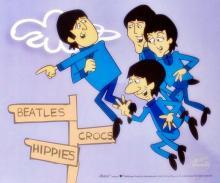 The Beatles In Air
